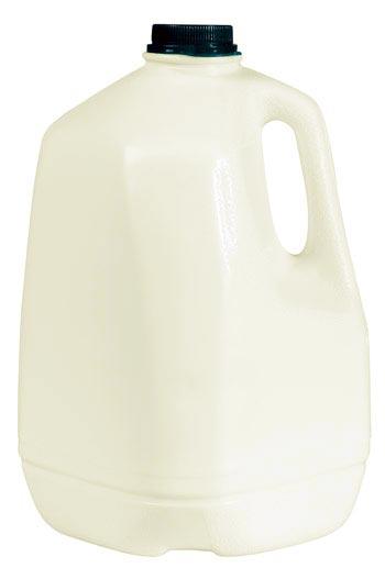Plastic Milk Container