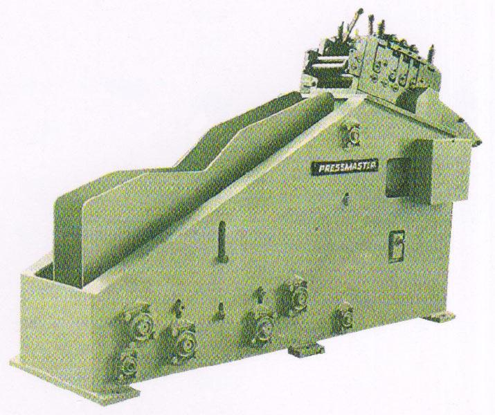 Combined Coil Cradle Straightener