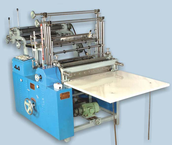 Manually Operated Bottom Sealing and Cutting Machine