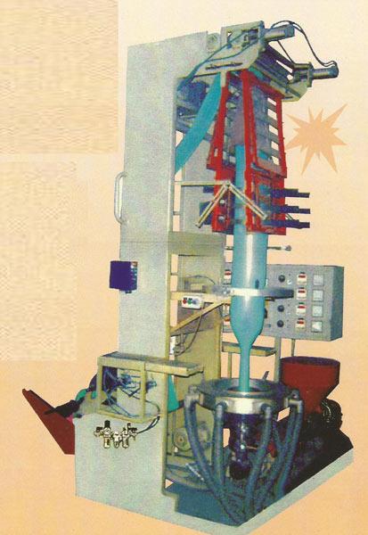 Single Die H.M. Machine