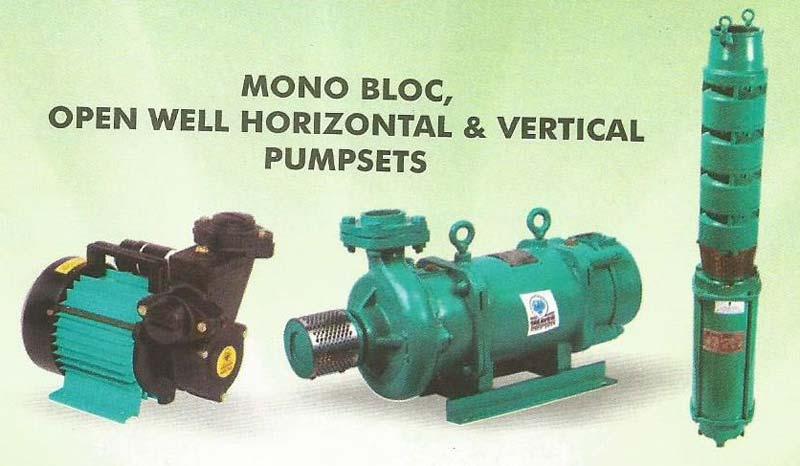 Monoblock Pumpset