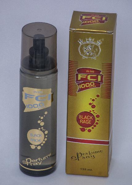 Black Rage Perfume Spray