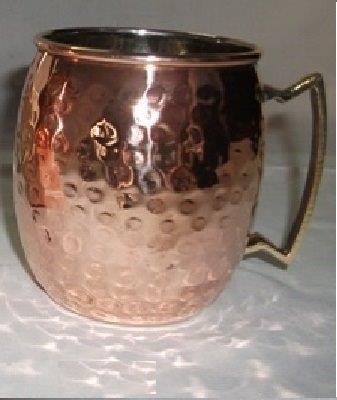 Copper Mug 02