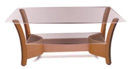 Bentwood Center Tables