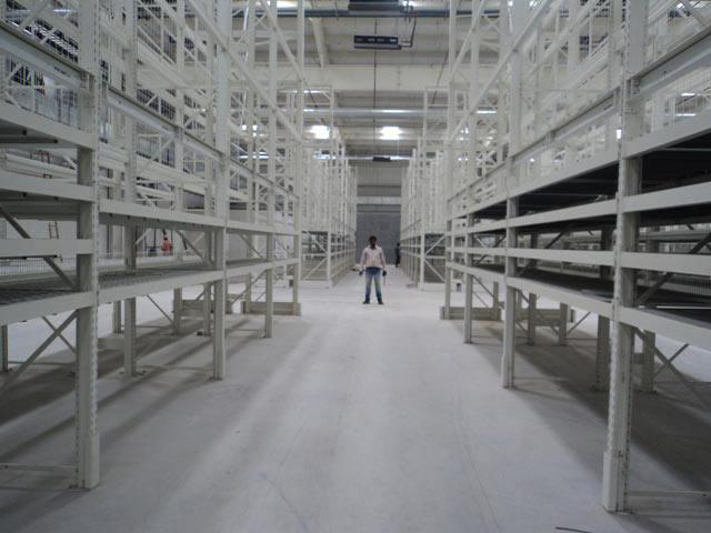 VDF Flooring Work
