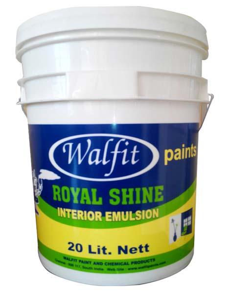 Royale Shyne Interior Emulsion Paint