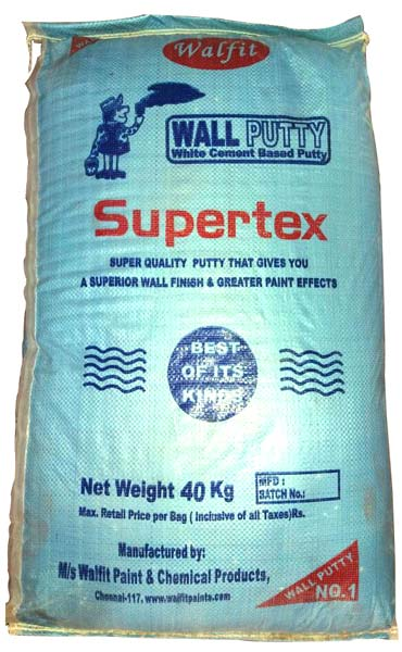 Supertex Wall Putty
