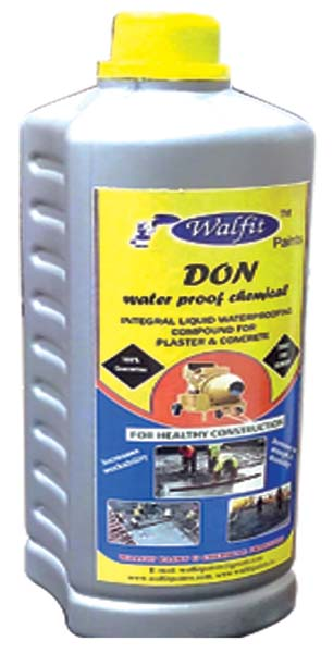 DON- Waterproofing Chemicals