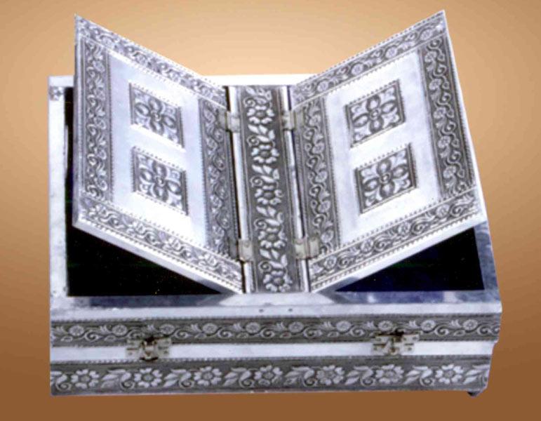 Oxidize Book Stand