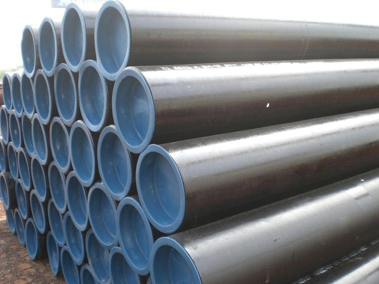 Welded Steel Pipes : Pipes and pipe fittings oil gas line steel