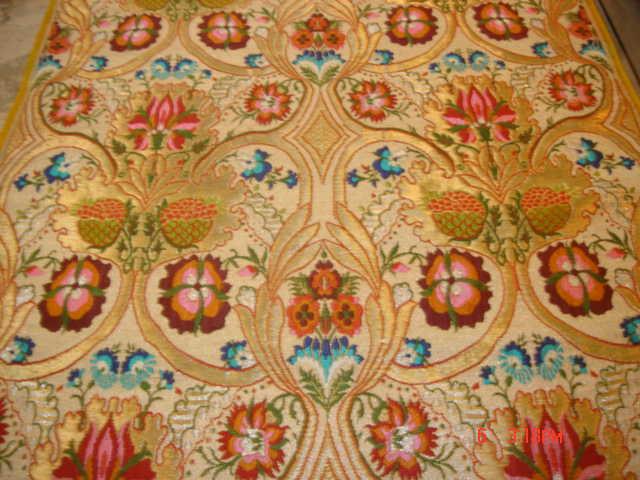 Brocade Fabrics Exporter
