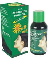 Homeopathic Hair Oil