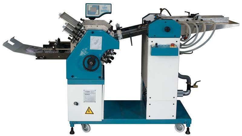 Vacuum Feed Folding Machine (PGV-VF615)