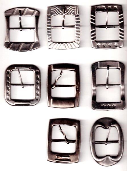 Iron Belt Buckles