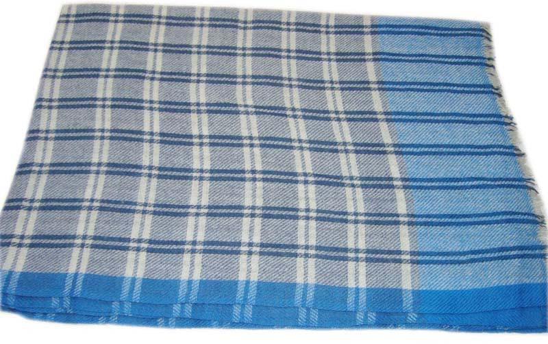 Check Pashmina shawls