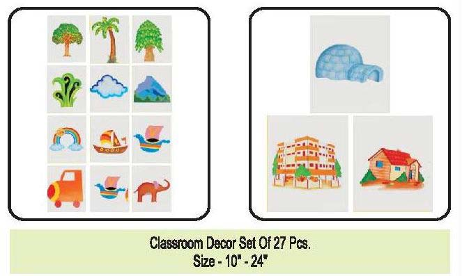 Classroom Decoration Charts For Kids ~ Classroom decoration charts kids