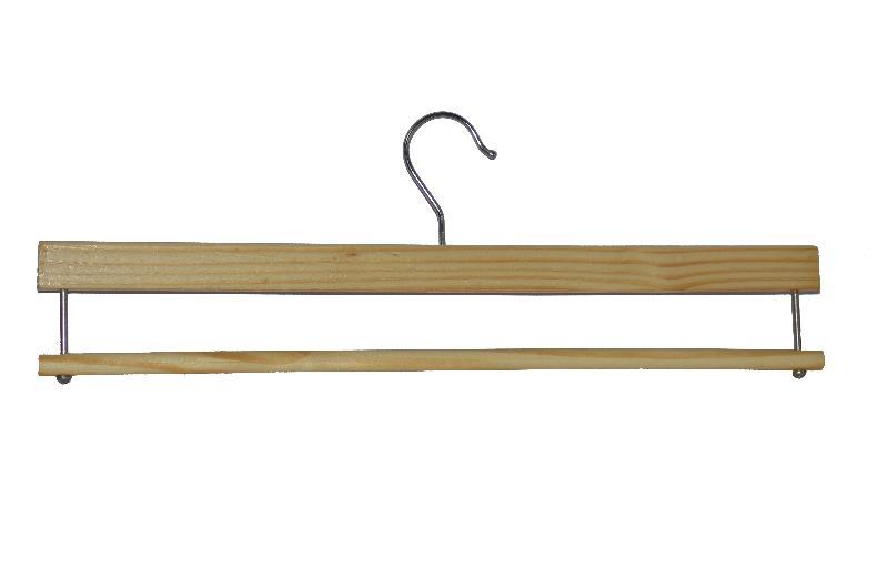 Wooden Throw Hanger