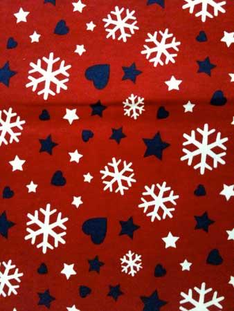 Printed Flannel Fabric (CIF 003)