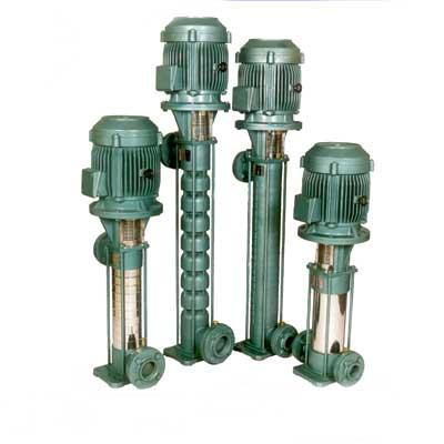 Vertical Multistage Pumps
