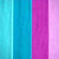 Colored Fleece Wipers