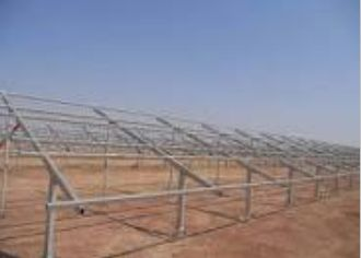 Solar Module Mounting Structures 02