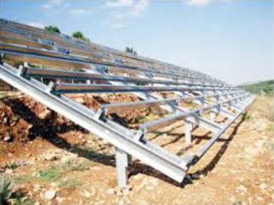 Solar Module Mounting Structures 03