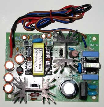 Power Supply 12 Volts / 3Amps