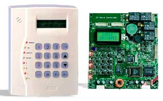 Syris 2 & 4 Door Controller