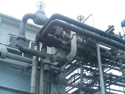 NOx Absorption Plant