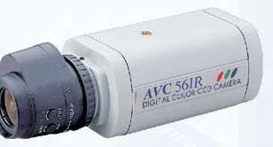 Closed Circuit Cameras (Model AVC-561R)