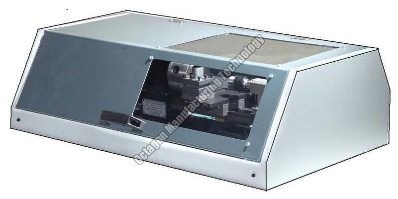 Cnc Lathe Machine Tlc01 E Manufacturers In Saswad