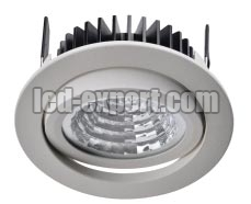 AC Version Downlights (GE-05006-1-12W-108-L)