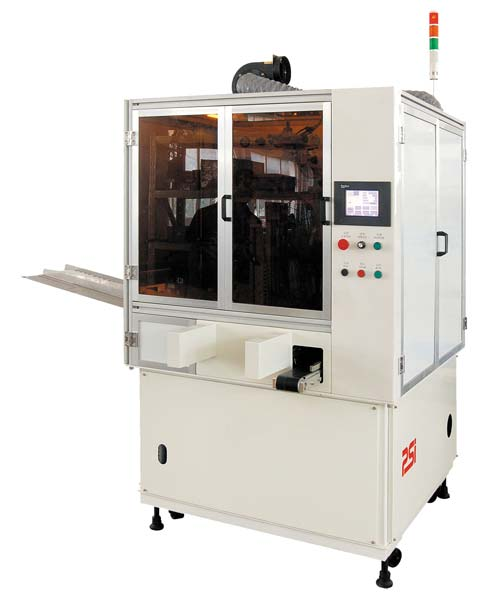 (H200ST)Auto hot stamping machine for tubes