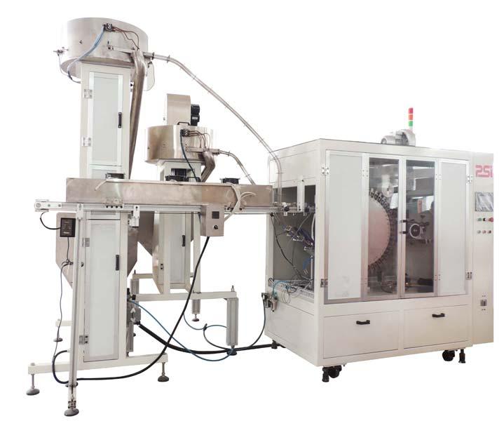 (R3F2) Automatic wine caps rotary printer