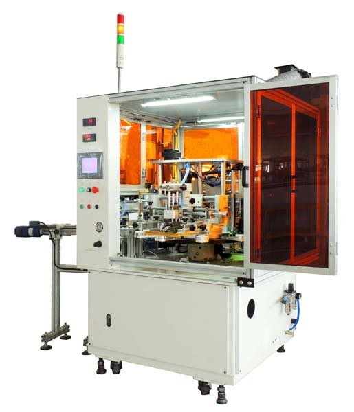 (S1F)1color automatic screen printer for flat products