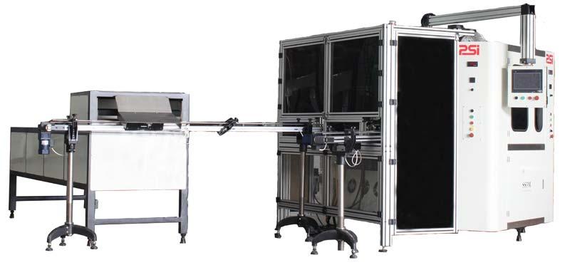 Servo Motor Driven Auto Screen Printer