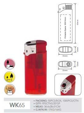 WK65 Magic Lighter
