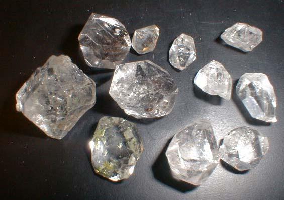 Raw Diamonds