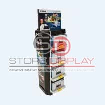 2 Side Face Wireless Router Display Stand