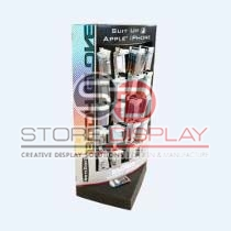 Attractive Mobile Phone Accessories Display Stand