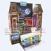 Beer Promotion Event Display Stand