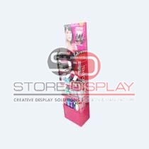 Cosmetic Metal Display Stand