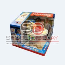 Hot Selling Toys Counter Display Stand
