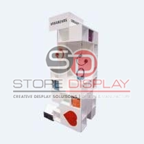 Microphone PVC Foam Board Display Stand