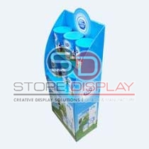 Milk Powder POS Display Stand