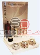 Perfume Acrylic Counter Display Stand