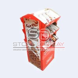 Snacks POS Display Stand