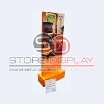 Sony Electronics Display Stand