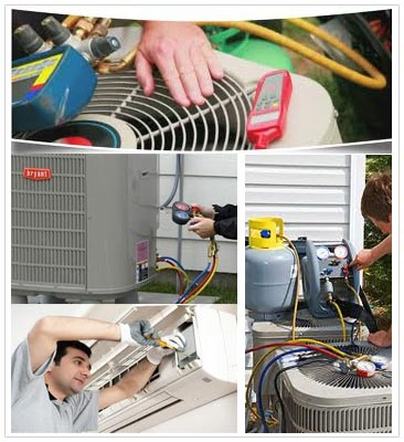 HVAC Maintenance Services