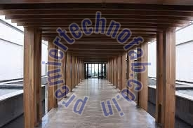 Pedestrian Flooring